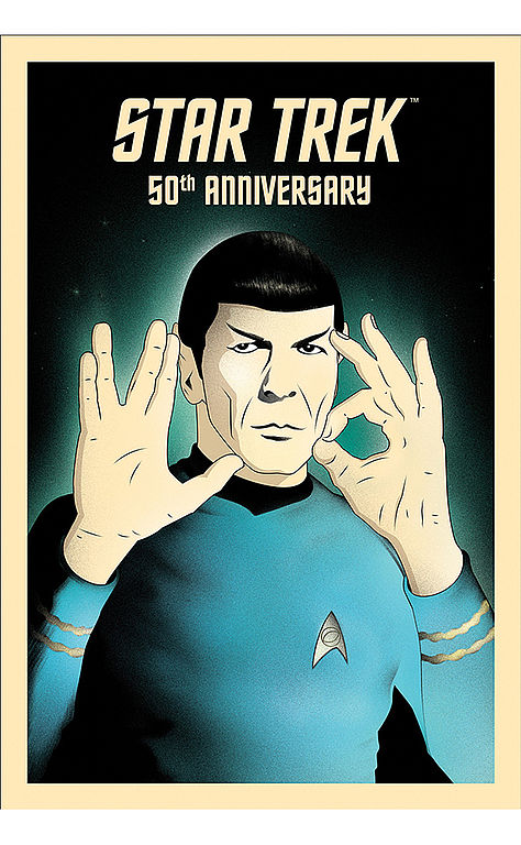 Live Long and Prosper von Rocco Malatesta