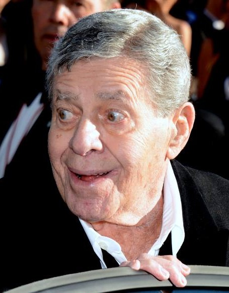 Jerry Lewis in Canne 2013