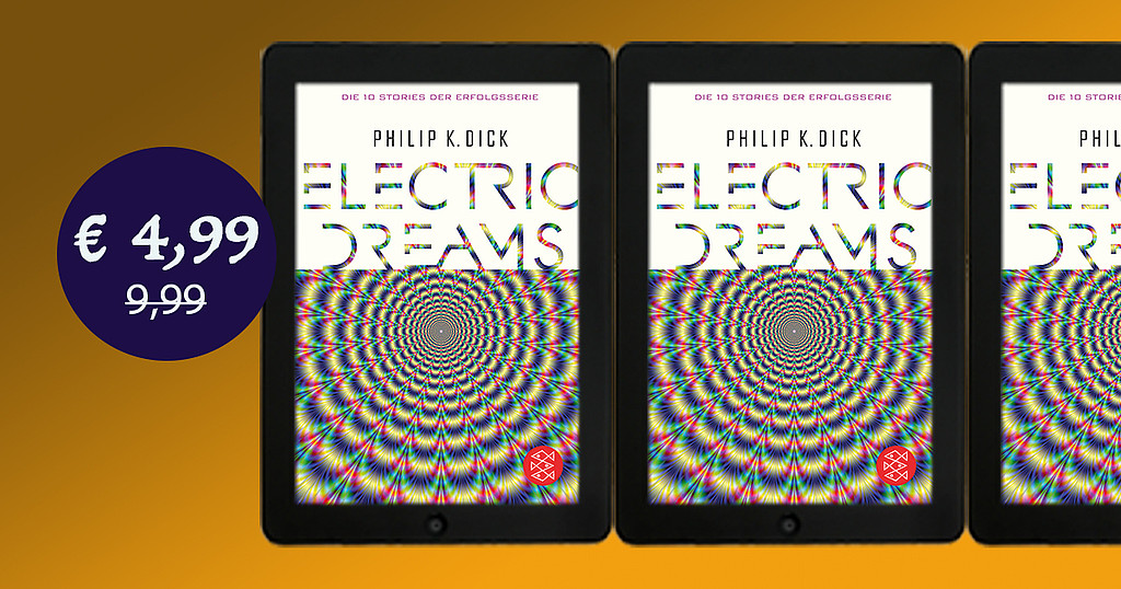Philip K. Dick Electric Dreams Ebook Sale