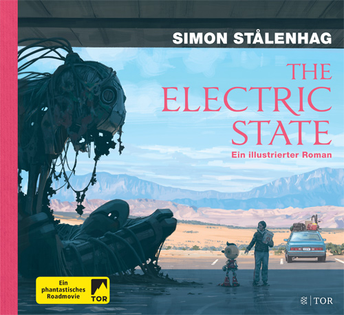 Simon Stålenhag - The Electric State