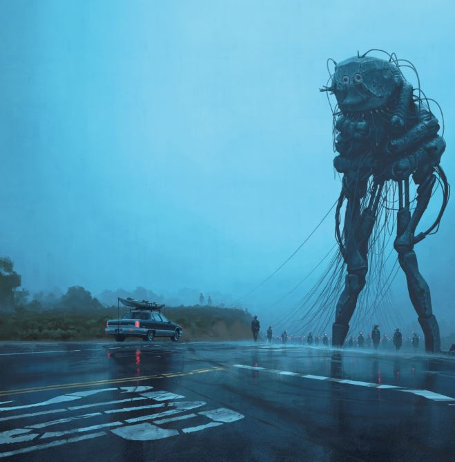 The Electric State (Simon Stålenhag)
