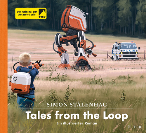 Simon Stålenhag - Tales from the Loop