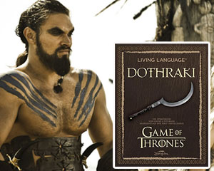 Game of Thrones Sprachkurs: Dothrakisch
