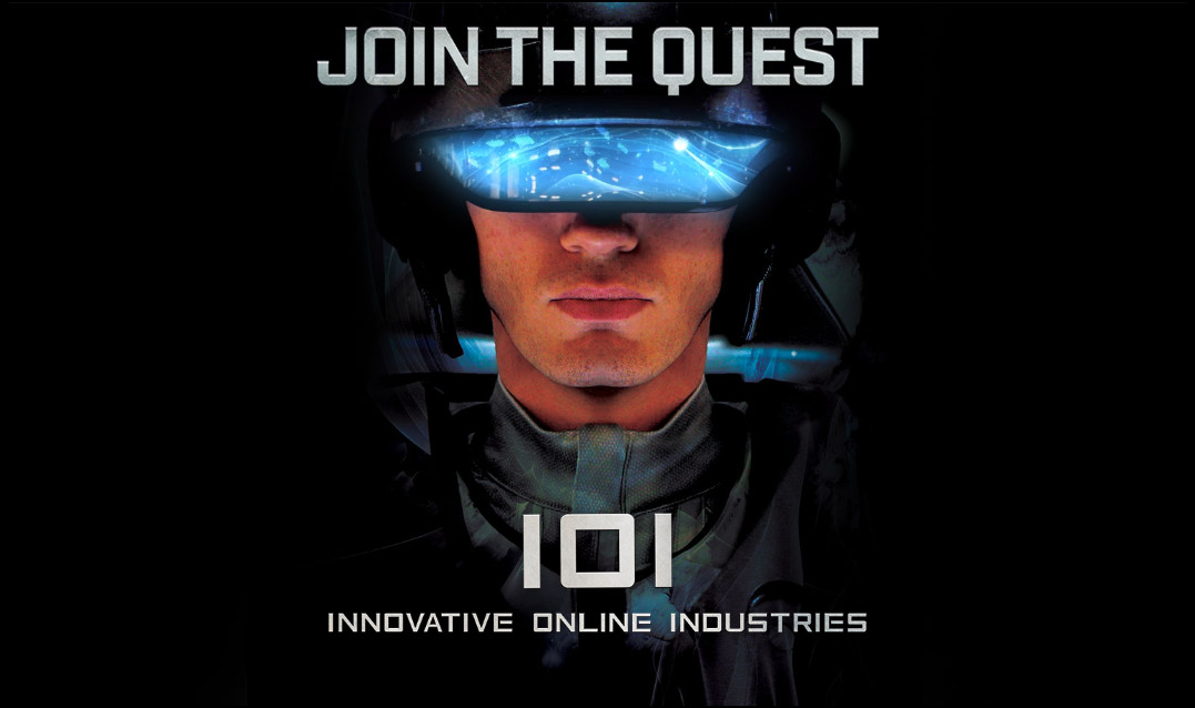 Join the Quest - Ready Player One